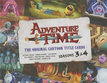 Adventure Time: The Original Cartoon Title Cards (Vol 2) av Pendleton Ward (Innbundet)