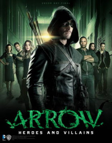 Arrow - Heroes and Villains av Nick Aires (Heftet)