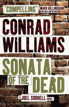 Sonata of the Dead av Conrad Williams (Heftet)