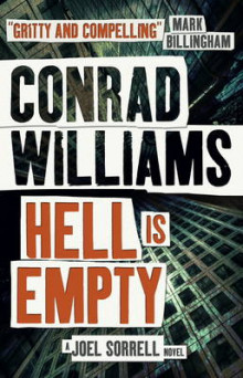 Hell is Empty av Conrad Williams (Heftet)