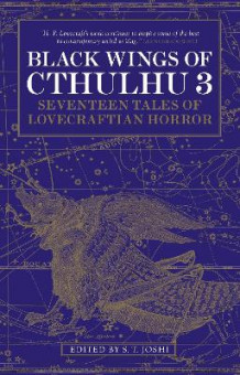 Black Wings of Cthulhu: v.3 av S. T. Joshi (Heftet)