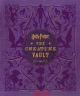 Omslag - Harry Potter - The Creature Vault