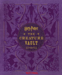 Harry Potter - The Creature Vault av Jody Revenson (Innbundet)