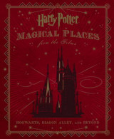 Omslag - Harry Potter: Magical Places from the Films