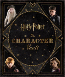 Harry Potter - The Character Vault av Jody Revenson (Innbundet)