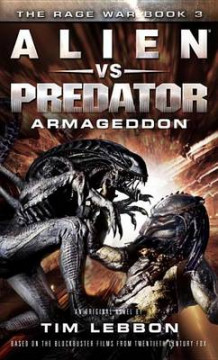 Alien vs. Predator av Tim Lebbon (Heftet)