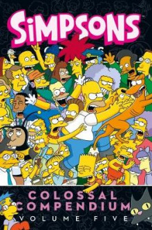 Simpsons Comics - Colossal Compendium 5: Volume five av Matt Groening (Heftet)