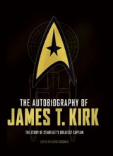 Omslag - The autobiography of James T. Kirk