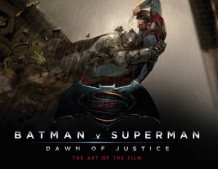 Batman v Superman: Dawn of Justice av Adam Newell (Innbundet)