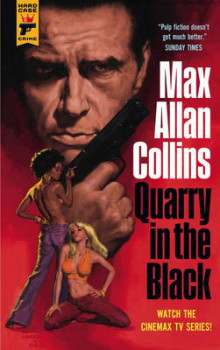 Quarry in the Black av Max Allan Collins (Heftet)