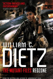 Redzone (the Mutant Files): 2 av William C. Dietz (Heftet)