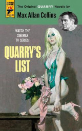 Omslag - Quarry's List