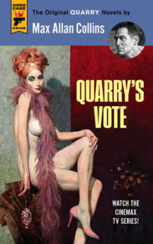 Quarry's Vote av Max Allan Collins (Heftet)