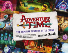 Adventure Time - The Original Cartoon Title Cards: Vol. 2 av Pendleton Ward (Innbundet)