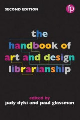 Omslag - The Handbook of Art and Design Librarianship, 2nd Edition