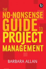 Omslag - The No-nonsense Guide to Project Management
