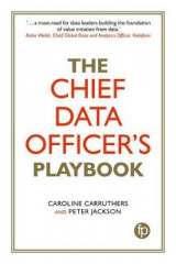 Omslag - The Chief Data Officer's Playbook
