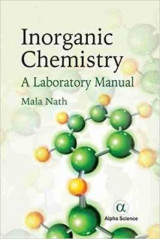 Omslag - Inorganic Chemistry: A Laboratory Manual 2016