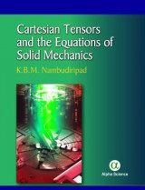 Omslag - Cartesian Tensors and the Equations of Solid Mechanics