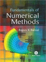 Omslag - Fundamentals of Numerical Methods