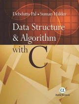Omslag - Data Structure and Algorithm with C