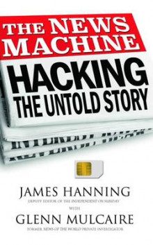 The News Machine av James Hanning (Heftet)