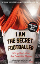 Omslag - I am the Secret Footballer
