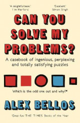 Omslag - Can You Solve My Problems?