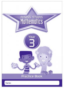 Rising Stars Mathematics Year 3 Practice Book: Year 3 av Paul Broadbent, Caroline Clissold, Heather Davis, Linda Glithro og Steph King (Heftet)