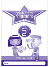 Omslag - Rising Stars Mathematics Year 2 Practice Book Pack (Single Copies of Books A, B and C)