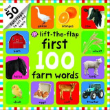 Omslag - Lift-the-Flap First 100 Farm Words