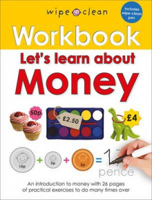 Wipe Clean Workbooks: Let's Learn About Money av Roger Priddy (Blandet mediaprodukt)