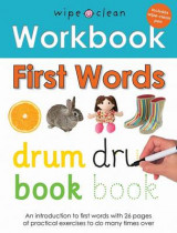 Omslag - Wipe Clean Workbooks: First Words