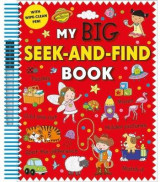 Omslag - My Big Seek and Find Book