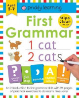 Omslag - Wipe Clean Workbook First Grammar