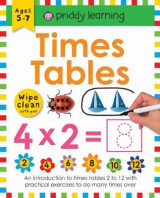 Omslag - Wipe Clean Workbook Times Table