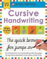 Omslag - Wipe Clean Workbook Cursive Writing