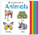 Omslag - My Little Book of Animals