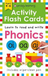 Omslag - Activity Flash Cards Phonics