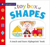 Picture Fit A Toy Box of Shapes av Roger Priddy (Innbundet)