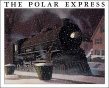 The Polar Express av Chris Van Allsburg (Innbundet)
