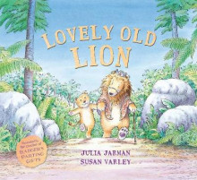 Lovely Old Lion av Julia Jarman (Heftet)