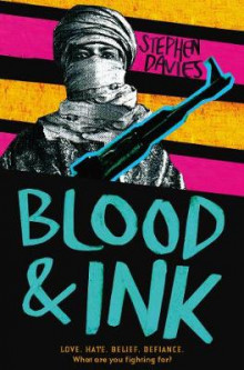 Blood and Ink av Stephen Davies (Heftet)