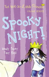 Omslag - Spooky Night! (The Not so Little Princess)