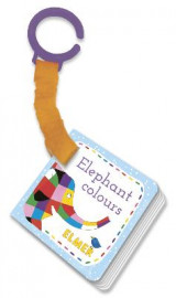 Omslag - Elmer: Elephant Colours