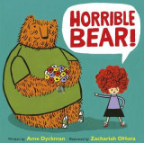 Omslag - Horrible Bear!