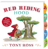 Omslag - My Favourite Fairy Tale Board Book: Red Riding Hood