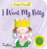 Omslag - I Want My Potty!