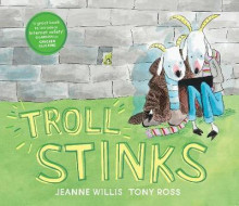 Troll Stinks! av Jeanne Willis (Heftet)