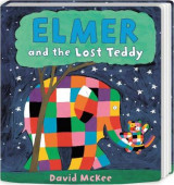 Omslag - Elmer and the Lost Teddy